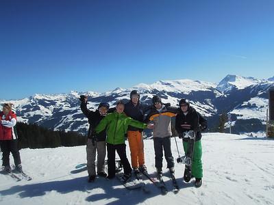 2012 Wintersport Kirchberg
