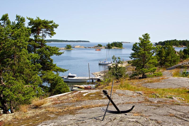 Stockholm archipelago,Långvik, Möja