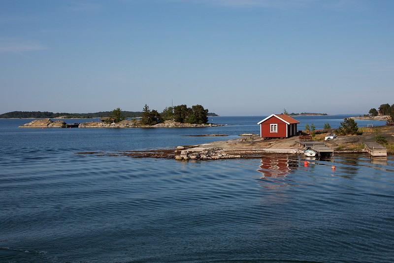 Långvik - Möja, Stockholm archipelago