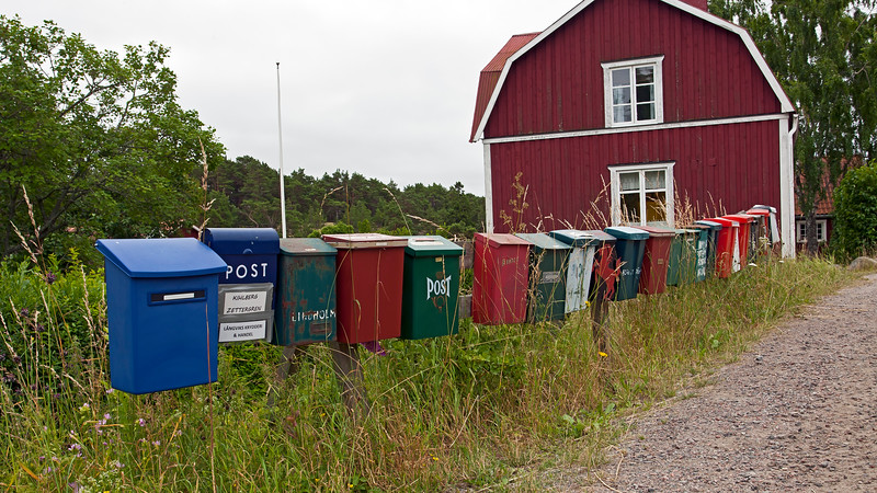 Stockholm archipelago, Långvik, Möja