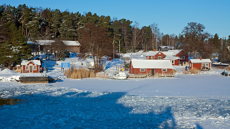 Gällnö, Stockholm; archipelago