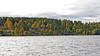 Stockholm archipelago in autumn