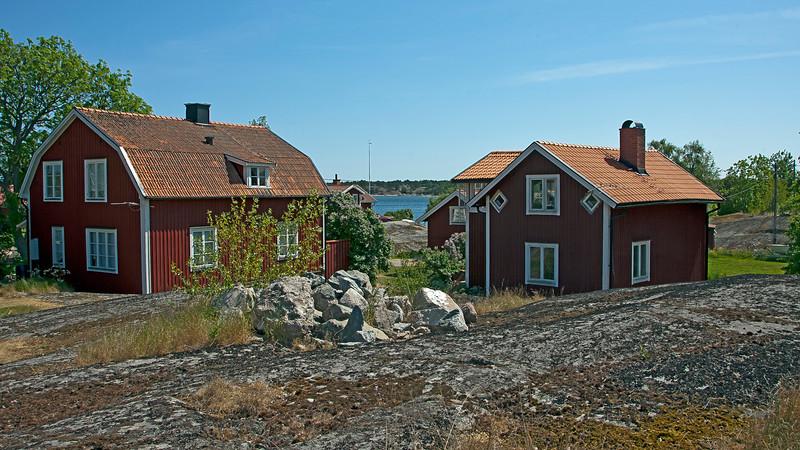 Berg, Möja Stockholm archipelago