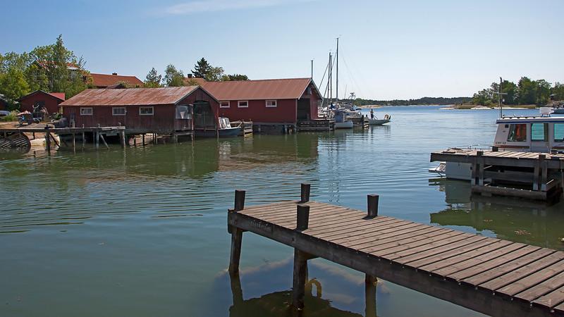 Kyrkviken, Berg Möja - Stockholm archipelago
