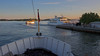 Vaxholm in sunset 20.31, Stockholm archipelago