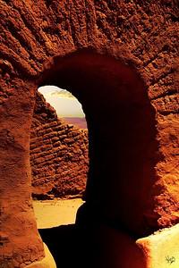 Pecos Arch