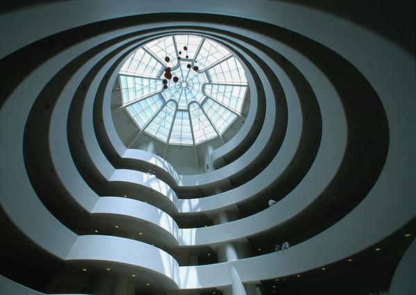 Guggenheim Museum No.  42-17304648