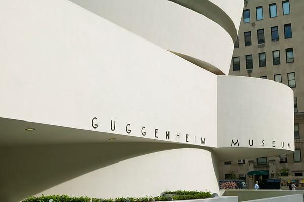 Guggenheim Museum No.  42-23144905