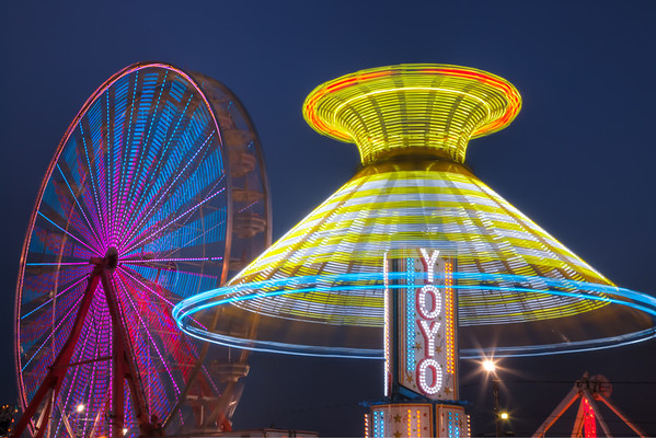 Riesenrad No.  New Jersey State Fair at Sussex County Fairgrounds