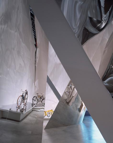 GUGGENHEIM MUSEUM, VENETIAN HOTEL, LAS VEGAS, USA, FRANK GEHRY/REM KOOLHAAS
