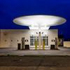 Skovshoved Petrol Station, Copenhagen, Denmark. Architect: Arne Jacobsen, 1936.