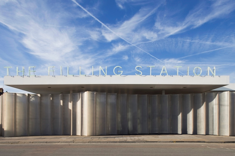 The Filling Station, London, United Kingdom. Architect: Carmody Groarke, 2012.