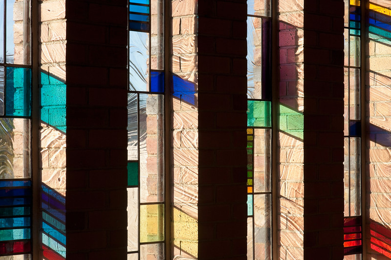Cook Islands Uniting Church, Melbourne, Australia. Architect: Harmer Architecture, 2011.