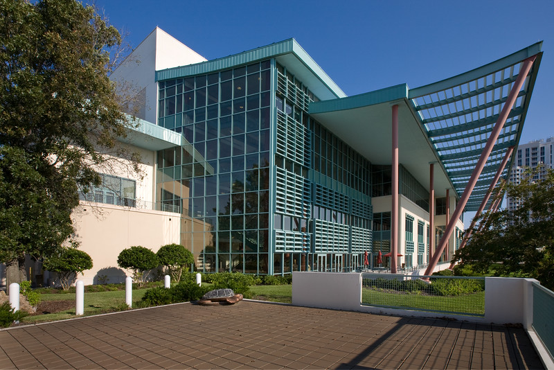 Clearwater, Florida Library