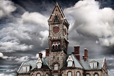 Tower for Broken Minds
