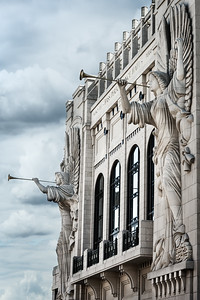 Angels of the Bass Performance Hall