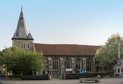 All Saints Essex Church