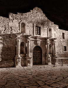 The Alamo - Shot 2