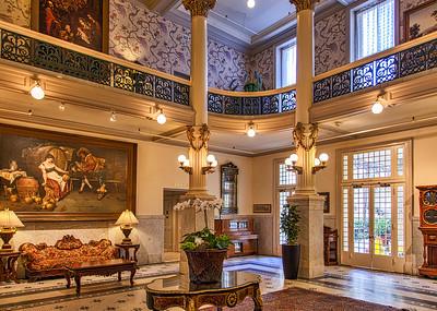 Inside The Menger Hotel