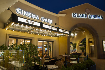 Fashion Island Cinemas - Cinema Cafe