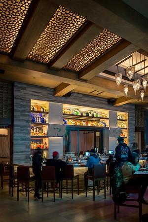 Red O Restaurant Interior - San Diego CA.