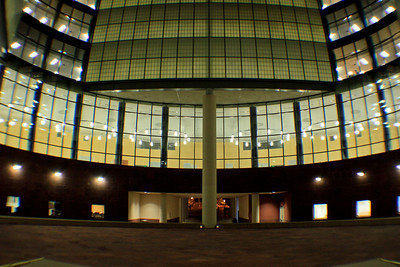 UCI Science Library, Lighting