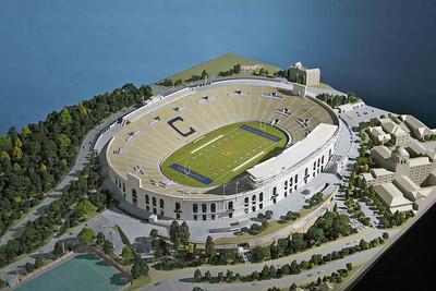 UC Berkeley Memorial Stadium