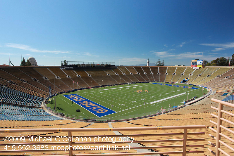 UC Berkeley California Memorial Stadium renovation