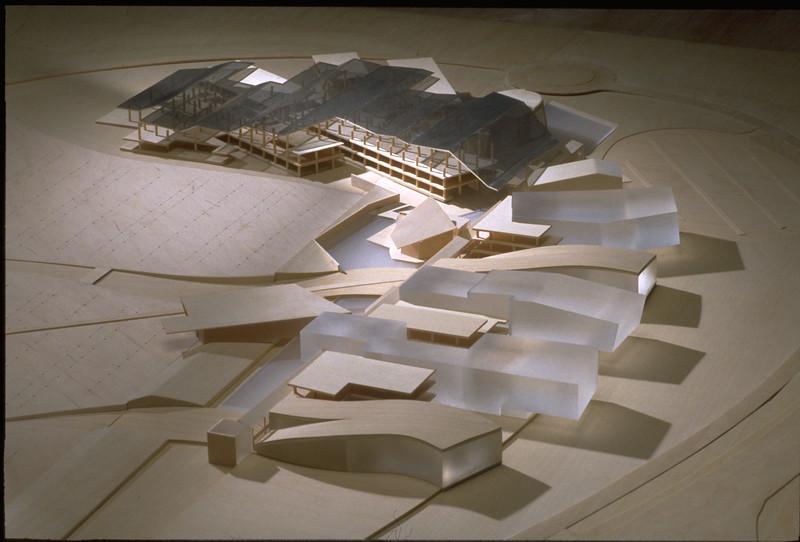 Conceptual architectural model