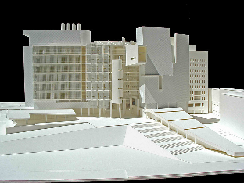 Care/Crawley Building design model