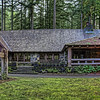 Silver Falls State Park Lodge at South Falls. Built by the C.C.C in the 1940's.  One Thing I did not Know Was That it Was Closed Down in the 1950's and Re-opened in 1978. Just like Timberline Lodge There was a Time When These Lodges Seemed to be Almost Forgotten. I Can Not tell you How Much I am Glad they were Restored..
