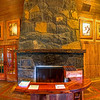 This Panoramic is of the Foyer Into the Silver Falls State Park Lodge. Oregon