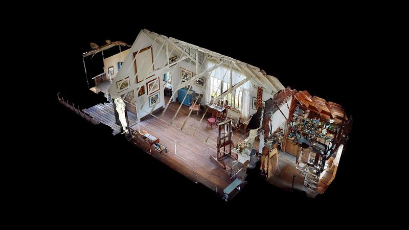 Fitzgerald-Studio-Dollhouse-View