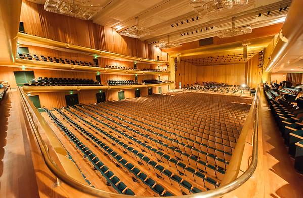 Abravanel Hall - the symphony hall
