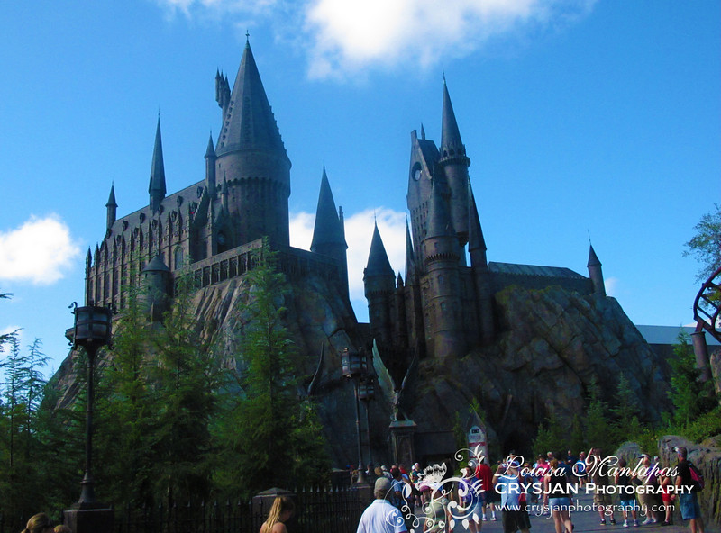 Harry Potter at Island of Adventure