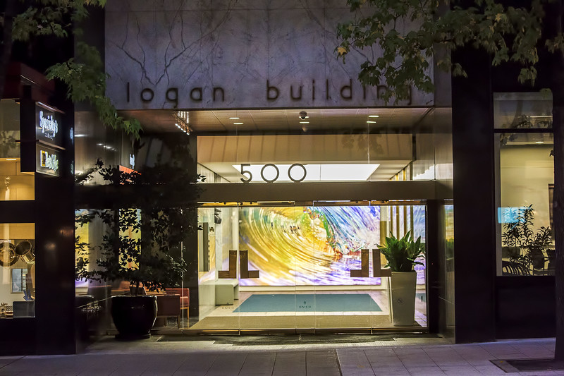 Logan Building at 500 Union in Seattle