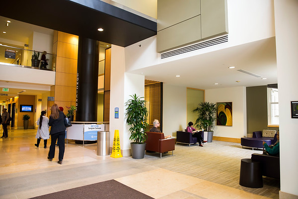 Swedish Cherry Hill Lobby