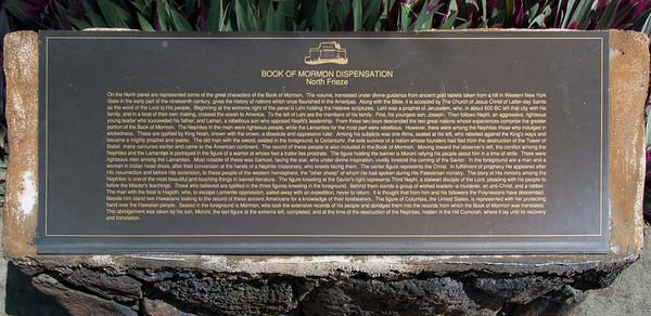Description of the north frieze