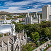 Salt Lake City, Temple Square and Beyond - 9 October 2015