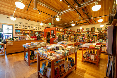 Third Place Books in Seward Park, Seattle