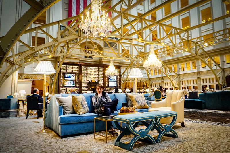 Trump International Hotel Washington, D.C.