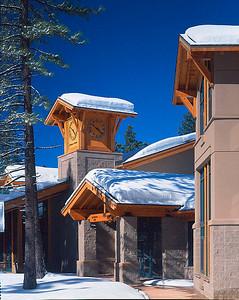 Sierra Nevada College, Incline Village, NV Architect: Kaplan, McLaughlin, Diaz