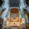 Rochester Cathedral Kent. HDR Vertorama by David Stoddart