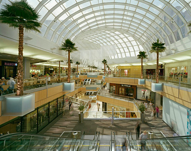 Galleria Dallas Architect: HOK Owner: Simon Properties