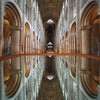 The Ceiling Mirror at Ely Cathedral by David Stoddart