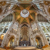 Ely Cathedral the Lantern Octagonal Tower by David Stoddart