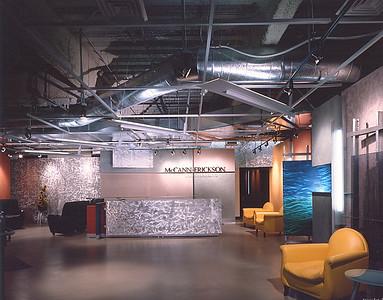 McCann Erickson Offices, San Francisco, CA Architect: Studios Architecture