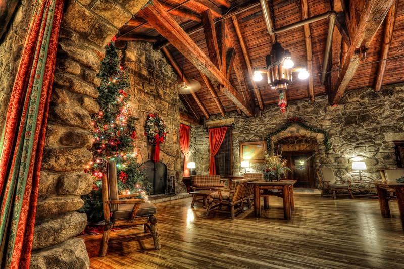 Happy New Year - Old Mathers Lodge - Petit Jean State Park - Arkansas - Dec 31, 2015