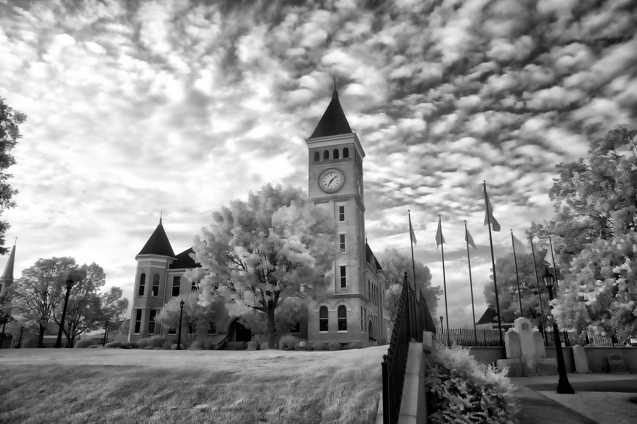 Saline County Courthouse (Benton, Arkansas) - Sept 2016