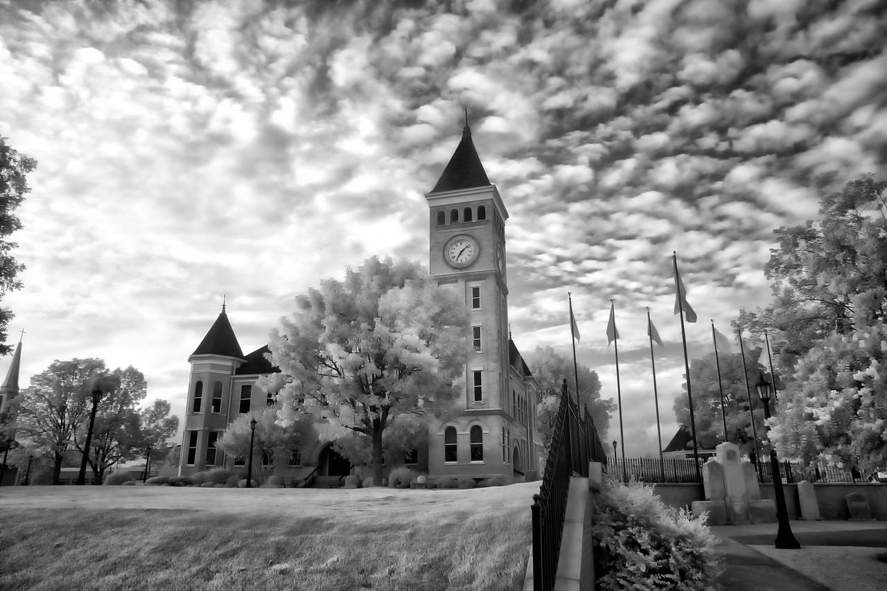 Saline County Courthouse (Benton, Arkansas) - Sept 2016